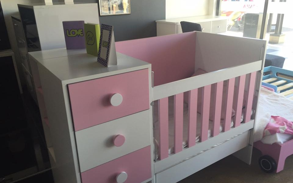 Large Custom-made Baby Cot