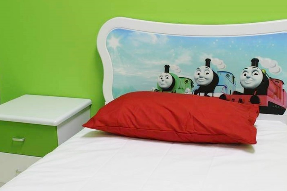 Kiddies theme Beds