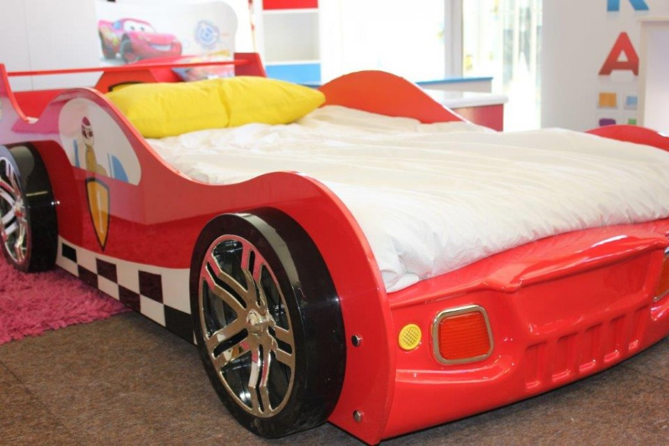 Real Car Bed